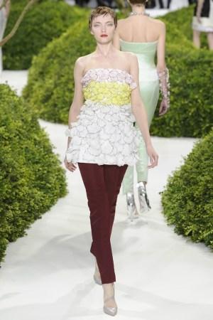 Dior Haute Couture Spring 2013