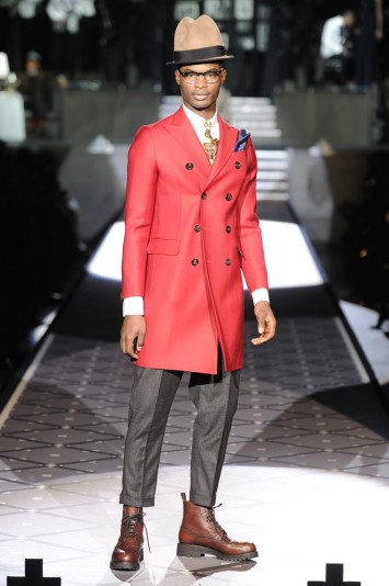 Dsquared2 Men's RTW Fall 2013