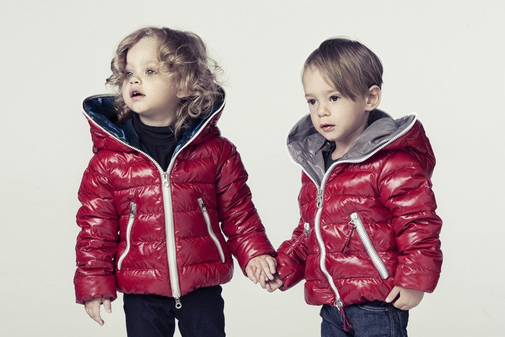 Looks from Duvetica Boy & Girl.