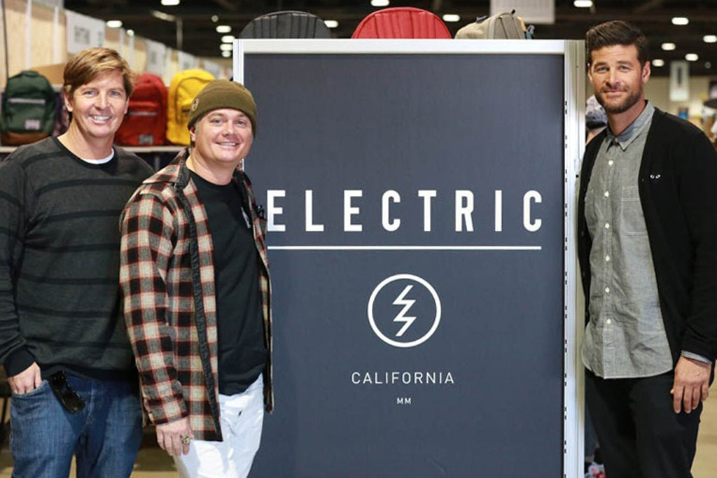 Electric changed its logo.