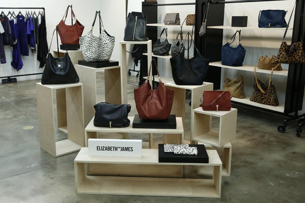 Handbags by Elizabeth and James.