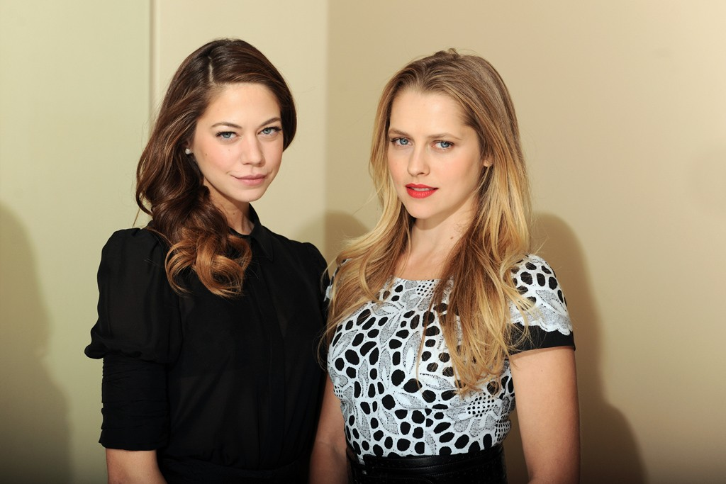 Analeigh Tipton and Teresa Palmer