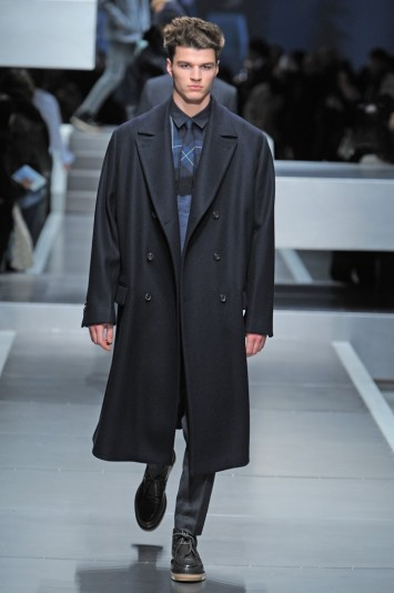 Fendi Men's RTW Fall 2013