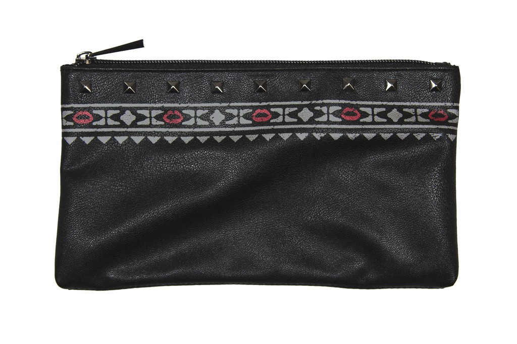 Ricci's makeup bag for Make Up For Ever.