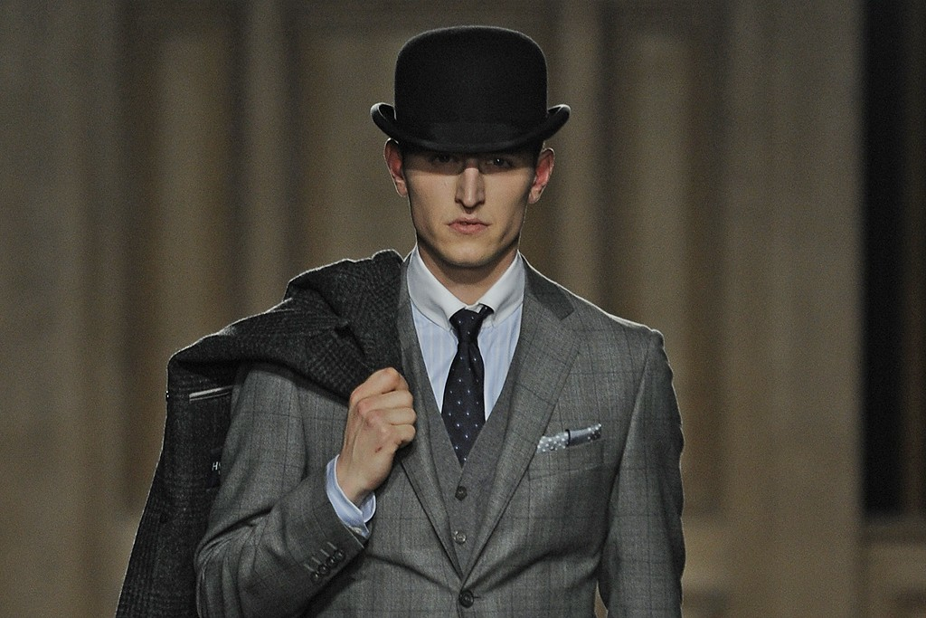 Hackett London Men's RTW Fall 2013