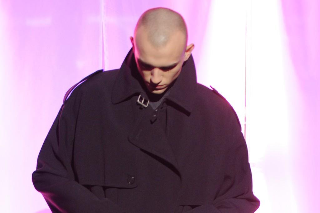 Jean Paul Gaultier Men's RTW Fall 2013