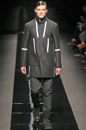 John Richmond Men's RTW Fall 2013