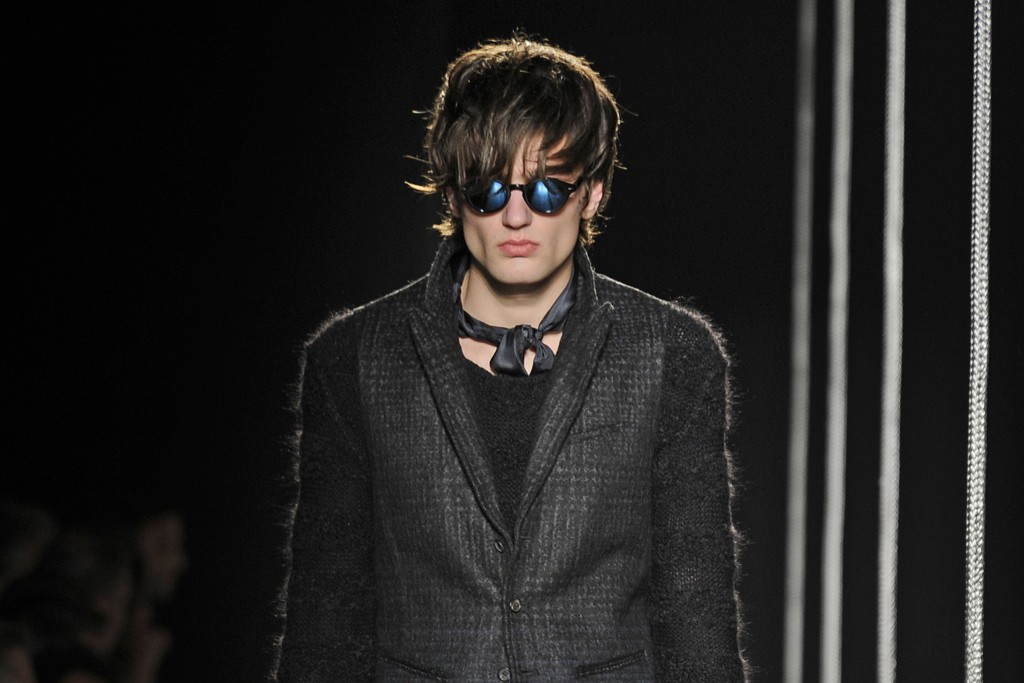 John Varvatos Men's RTW Fall 2013