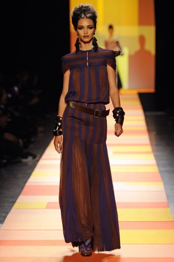 Jean Paul Gaultier Spring Couture 2013
