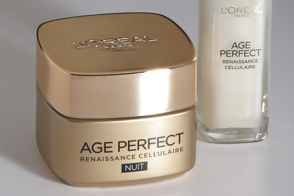 Age Perfect Renaissance Cellulaire by L'Oréal Paris.