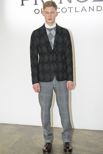 Pringle of Scotland Men's RTW Fall 2013
