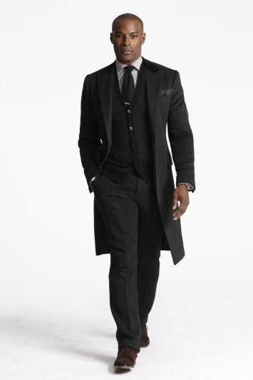 Ralph Lauren Purple Label Tailored RTW Fall 2013