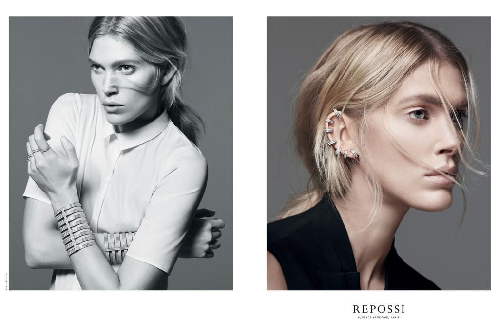 The Repossi campaign