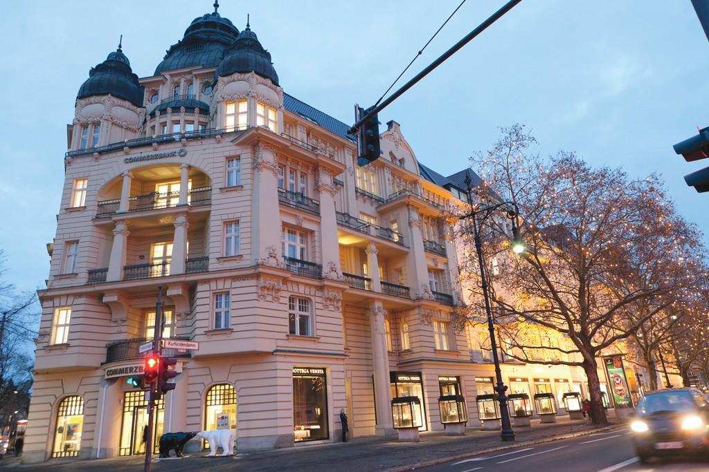 Kurfürstendamm has had a retail renaissance.
