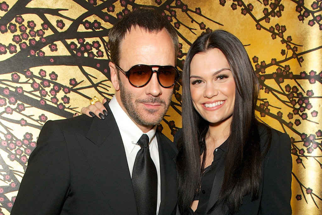 Tom Ford and Jessie J