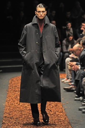 Z Zegna Men's RTW Fall 2013