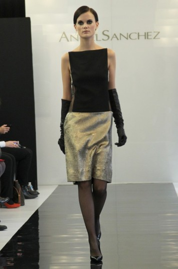 Angel Sanchez RTW Fall 2013