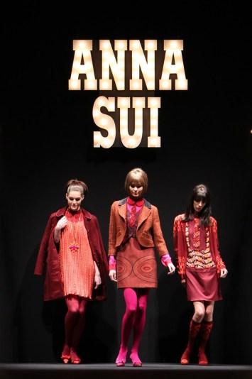 Anna Sui RTW Fall 2013
