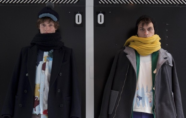 Band of Outsiders Men's RTW Fall 2013