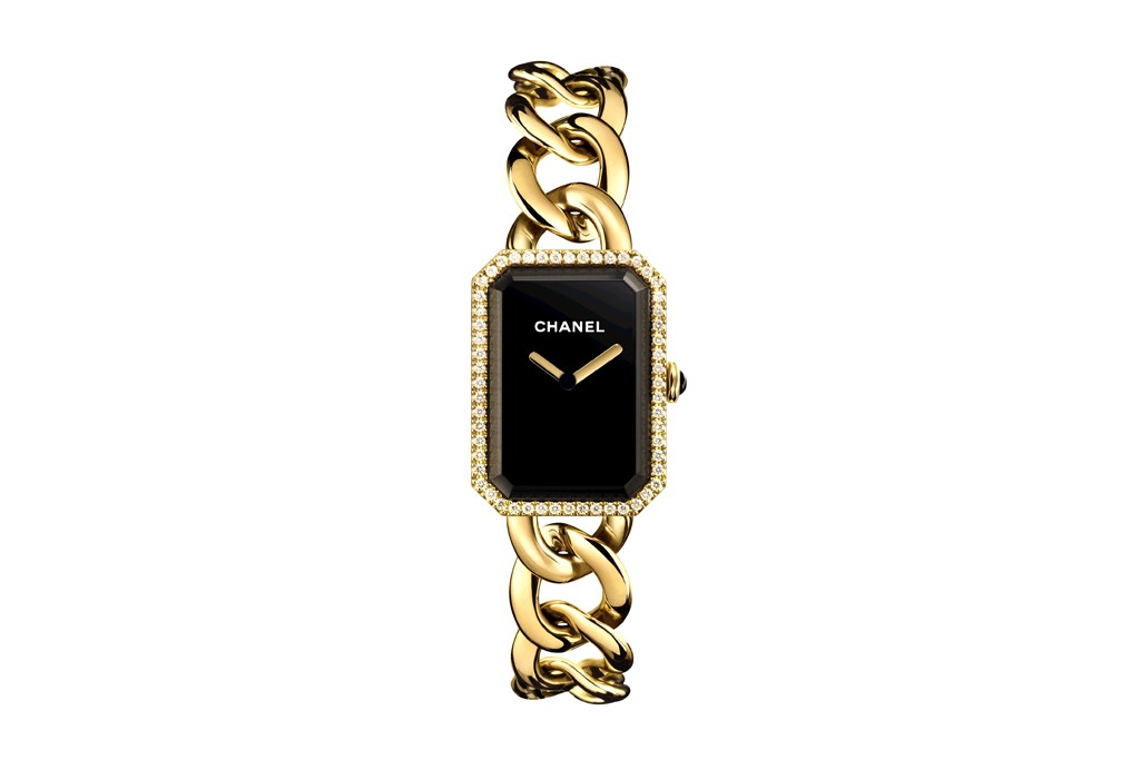 Chanel's Première watch.