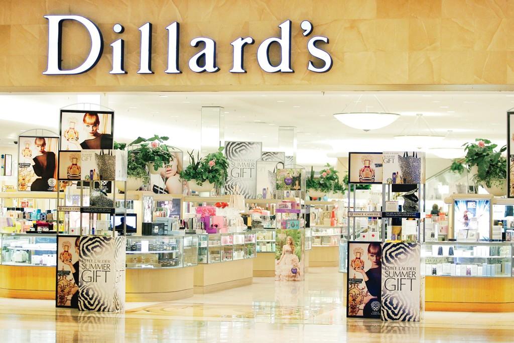 Dillard's revenues rose 7.1 percent in the fourth quarter.