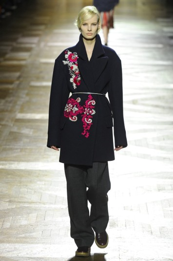 Dries Van Noten RTW Fall 2013