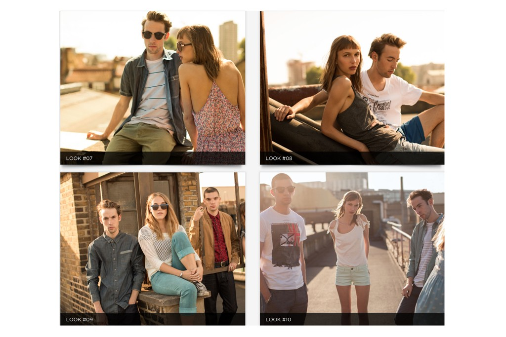 Images from the Lee Cooper Web site.