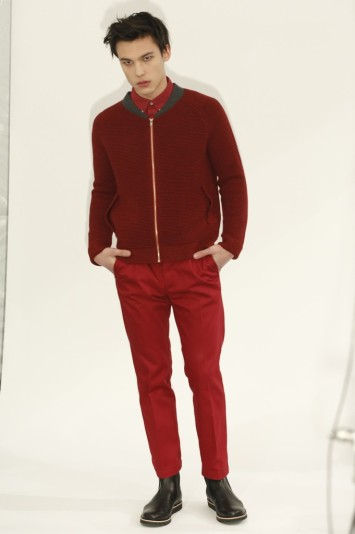 Timo Weiland Men's RTW Fall 2013