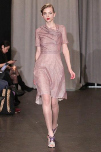 Yuna Yang RTW Fall 2013