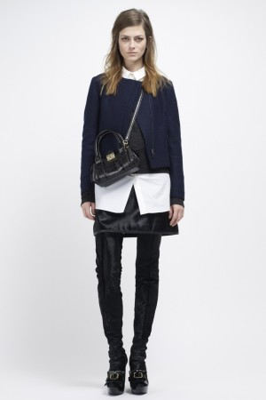 A look from the Paule Ka fall 2013 collection