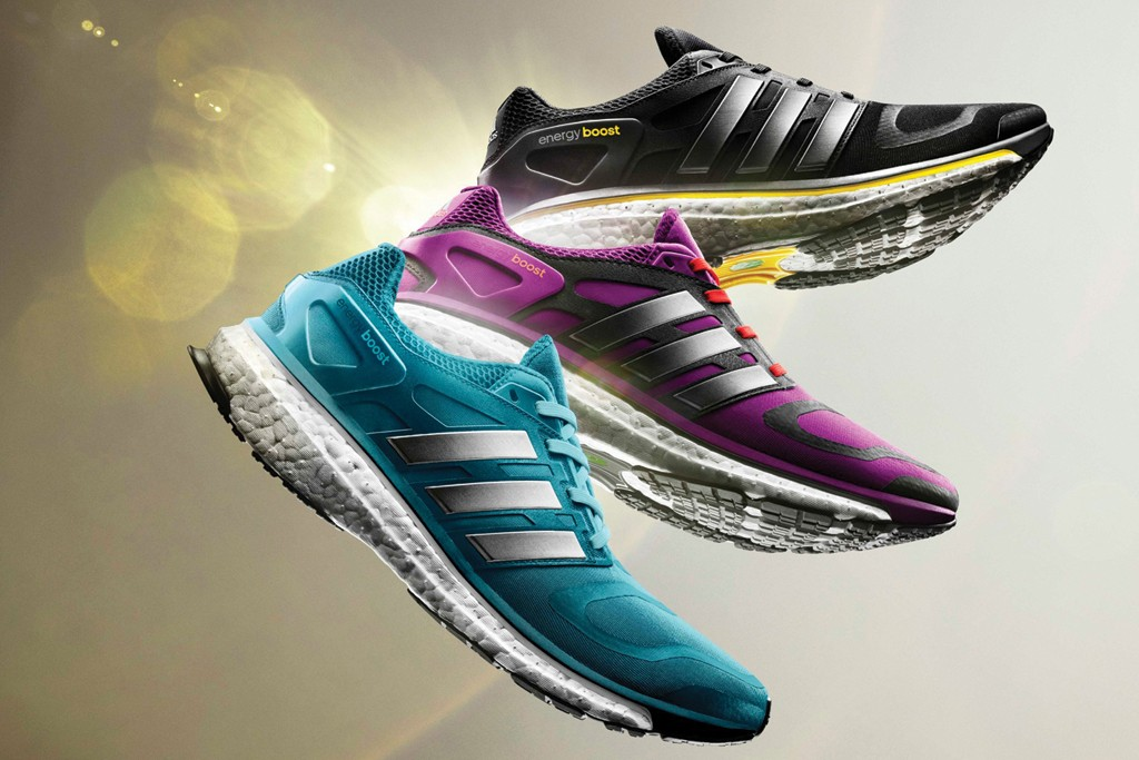 Adidas' Boost shoe