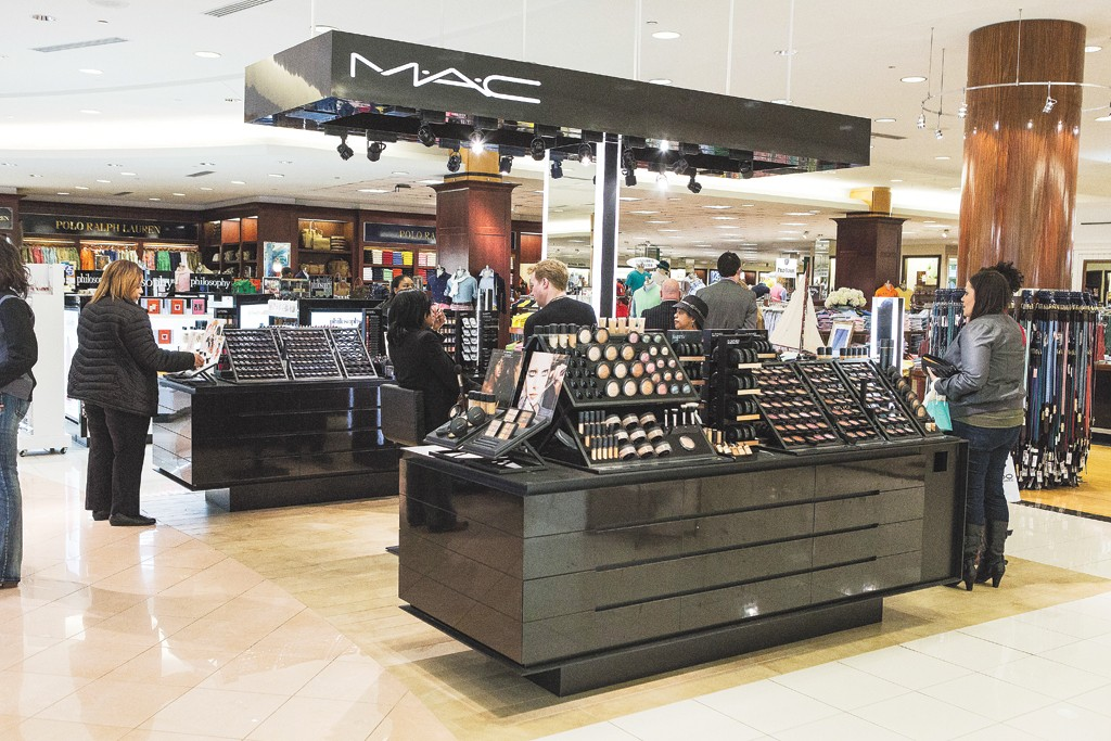 MAC Cosmetics has led the charge in formulating foundation shades for women of color.