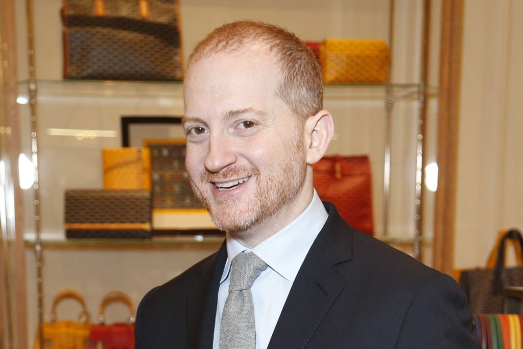 Joshua Schulman is reworking Bergdorf Goodman's real estate.