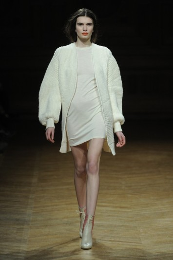 Christian Wijnants RTW Fall 2013