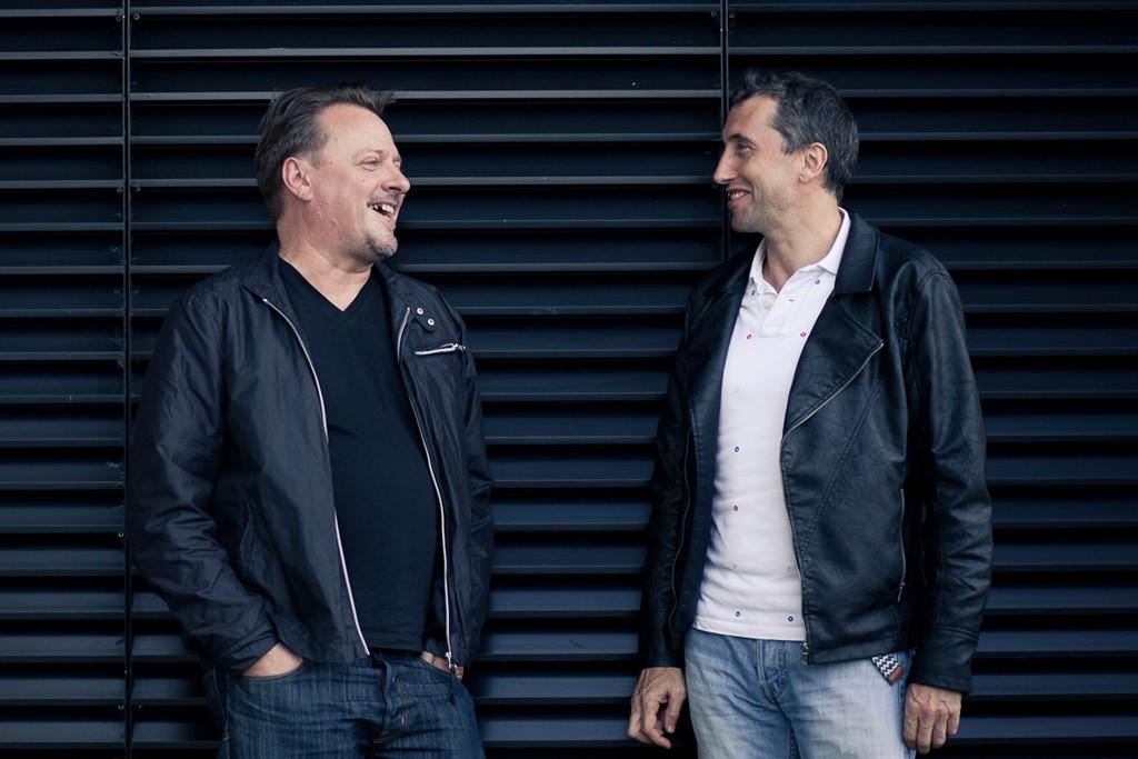 Richard Hobbs and Peter Caplowe