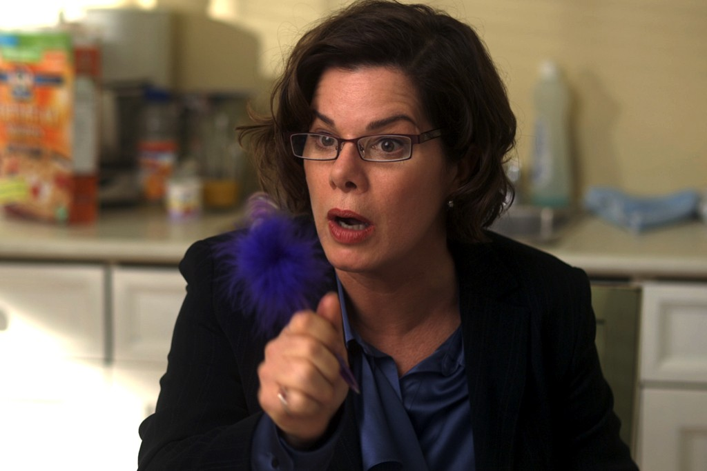 "Marcia Gay Harden in a scene from ""If I Were You."""