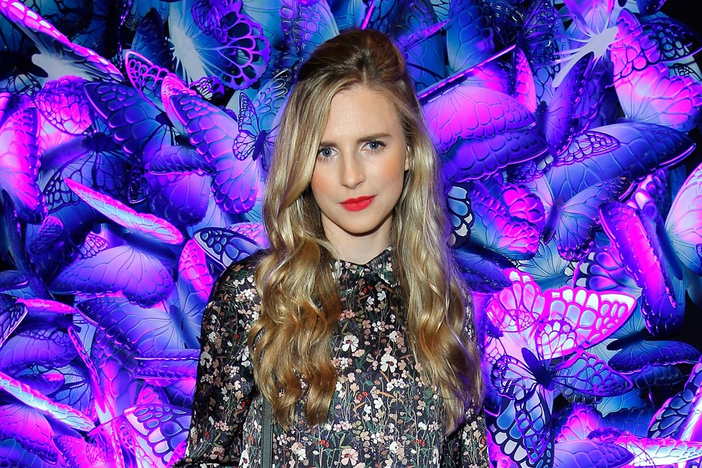 Brit Marling?in Mulberry.