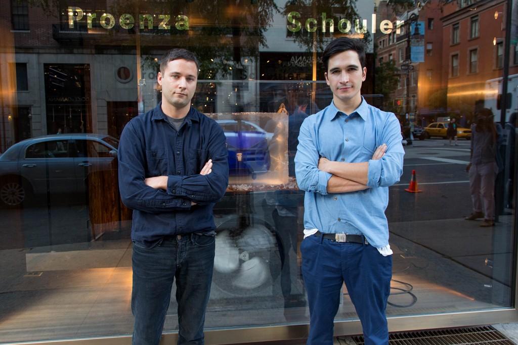 Jack McCollough and Lazaro Hernandez