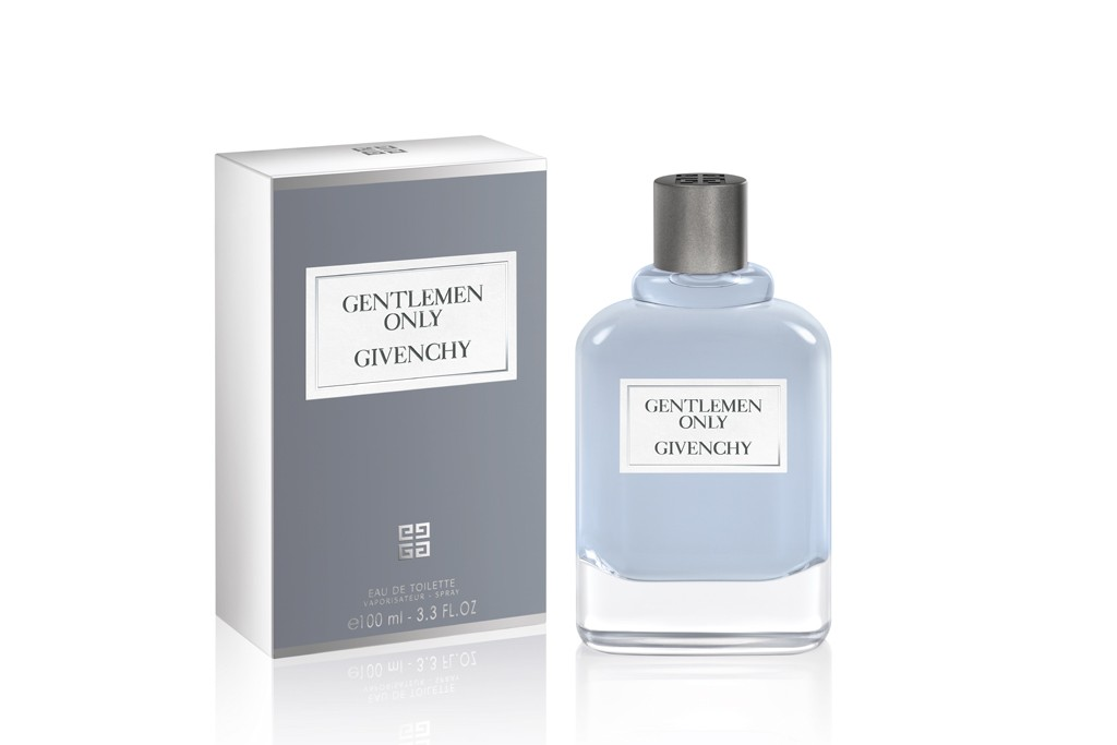 Givenchy's Gentleman Only fragrance.