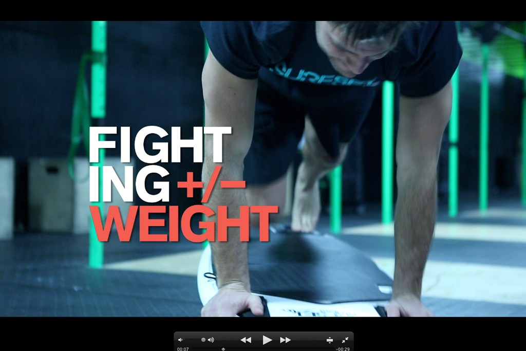 """""""Fighting Weight,"""" one of the series on GQ's YouTube channel"""