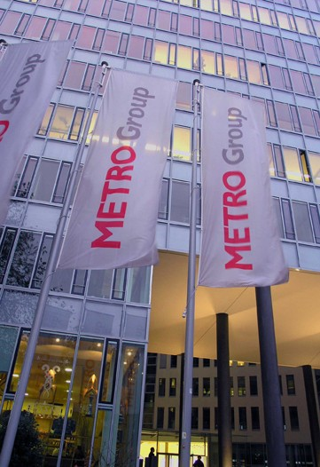 METRO Group in Düsseldorf