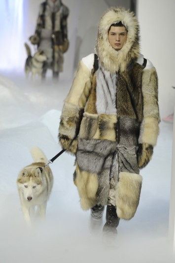 Moncler Gamme Rouge RTW Fall 2013