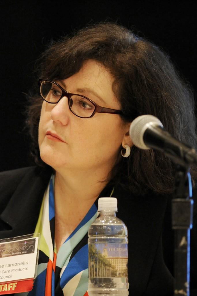 PCPC's Francine Lamoriello