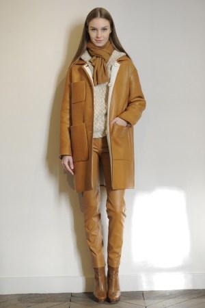 Reversible coat by Maison Ullens