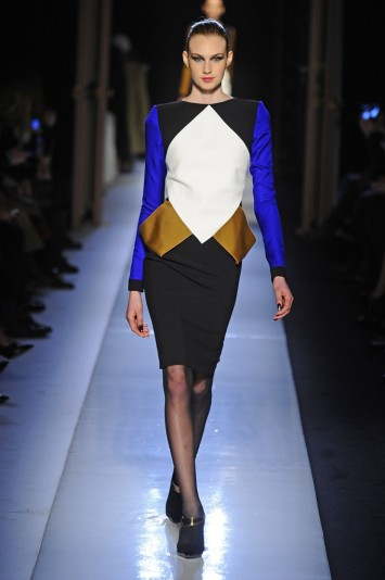 Roland Mouret RTW Fall 2013
