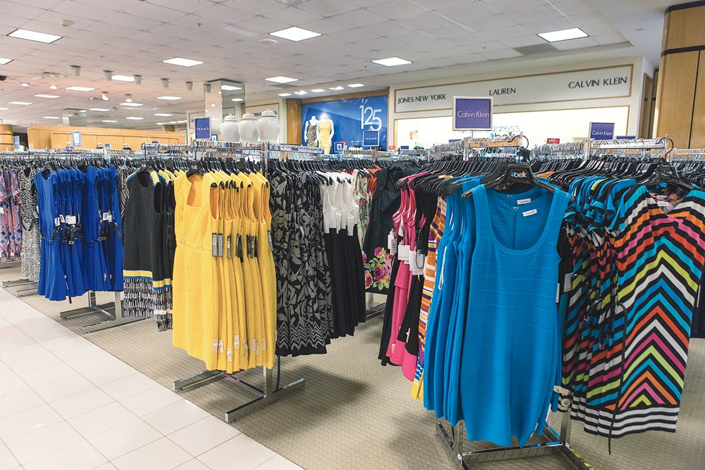 Dresses are an important category throughout Belk, and Jacque Hall has brought an enhanced fashion quotient to the department.