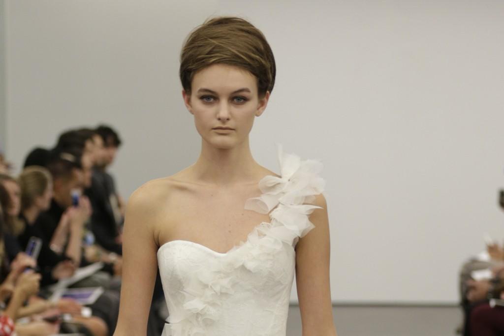Vera Wang Bridal Fall 2013