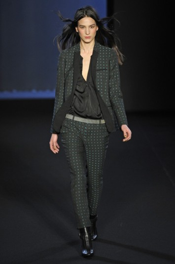Zadig & Voltaire RTW Fall 2013