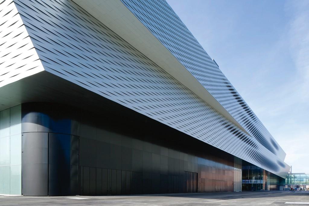 Baselworld's new hall