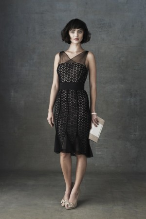 Project Runway winner Dmitry Sholokhov-created dresses  for Lord & Taylor.